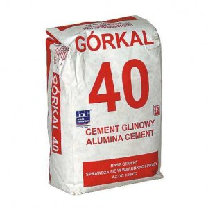 Cement cemex zielony